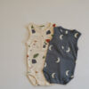 Terrazzo Sleeveless Body Αμάνικο βρεφικό κορμάκι