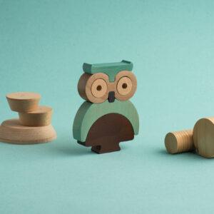 Owl Κουκουβάγια