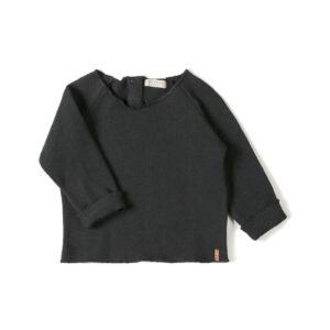 Sim Knit Μακρυμάνικη παιδική μπλούζα